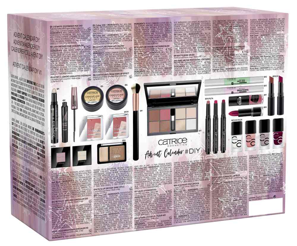 Calendario Avvento Makeup.I Migliori Calendari Dell Avvento Beauty 2018 It S