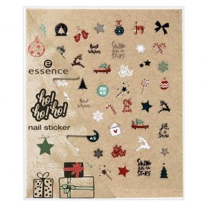 Essence-natale-2018- Stickers unghie
