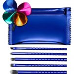 Mac-natale-2018-kit-regalo-kit pennelli trucco blue