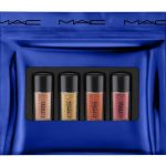 Mac-natale-2018-party favours set mini glitter e pigments blue