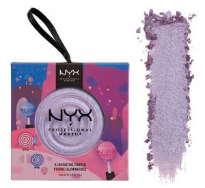 Nyx-natale-2018-highlighter land of lollies