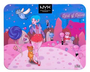 Nyx-natale-2018-land of lollies palette