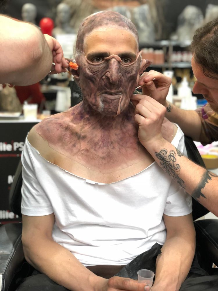Demo Imats 19- Londra- make up italia