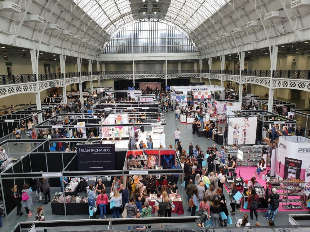 IMATS2019- Olympia Exhibition Centre- Londra- Makeupitalia