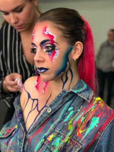 Imats 19- Student Competition- Londra- make up italia