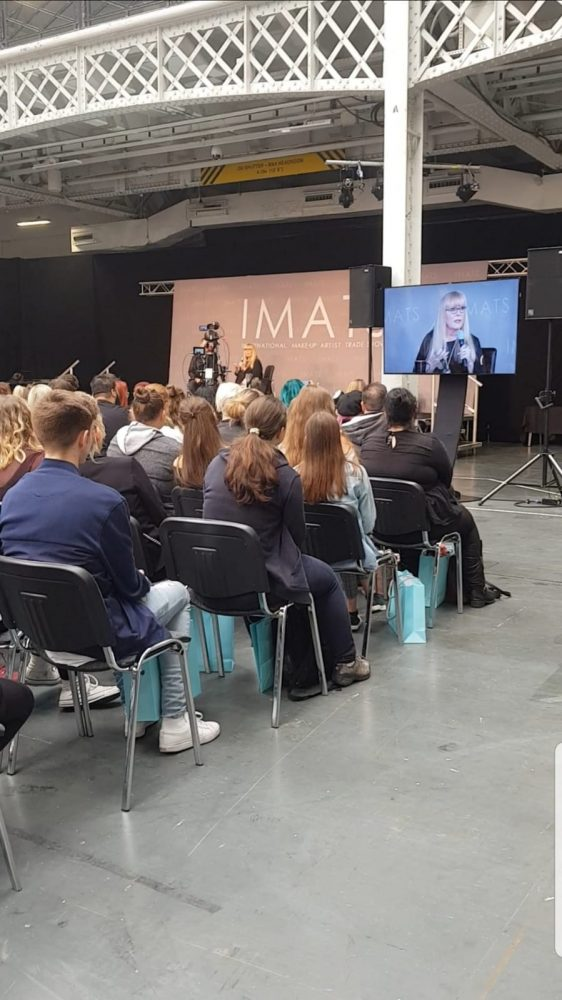 Intervista Ve Neill- Imats 2019 Londra- Make UpItalia