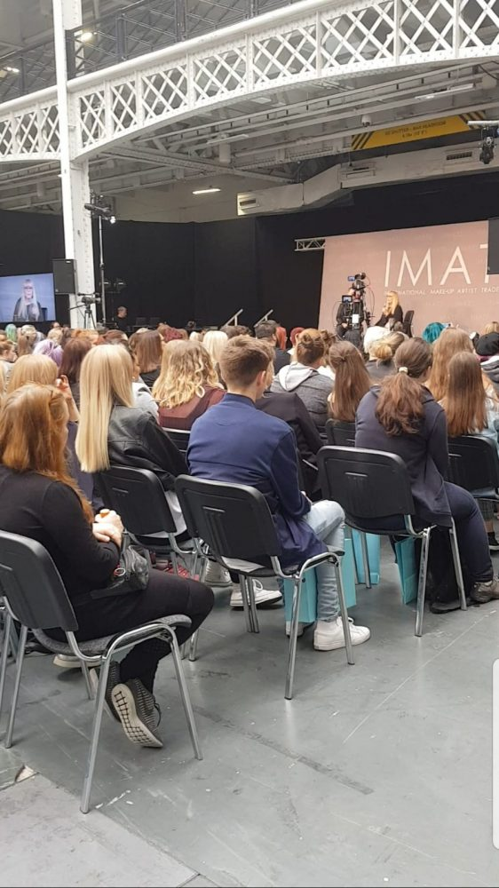 Intervista Ve Neill Imats2019- Londra- Make Up Italia