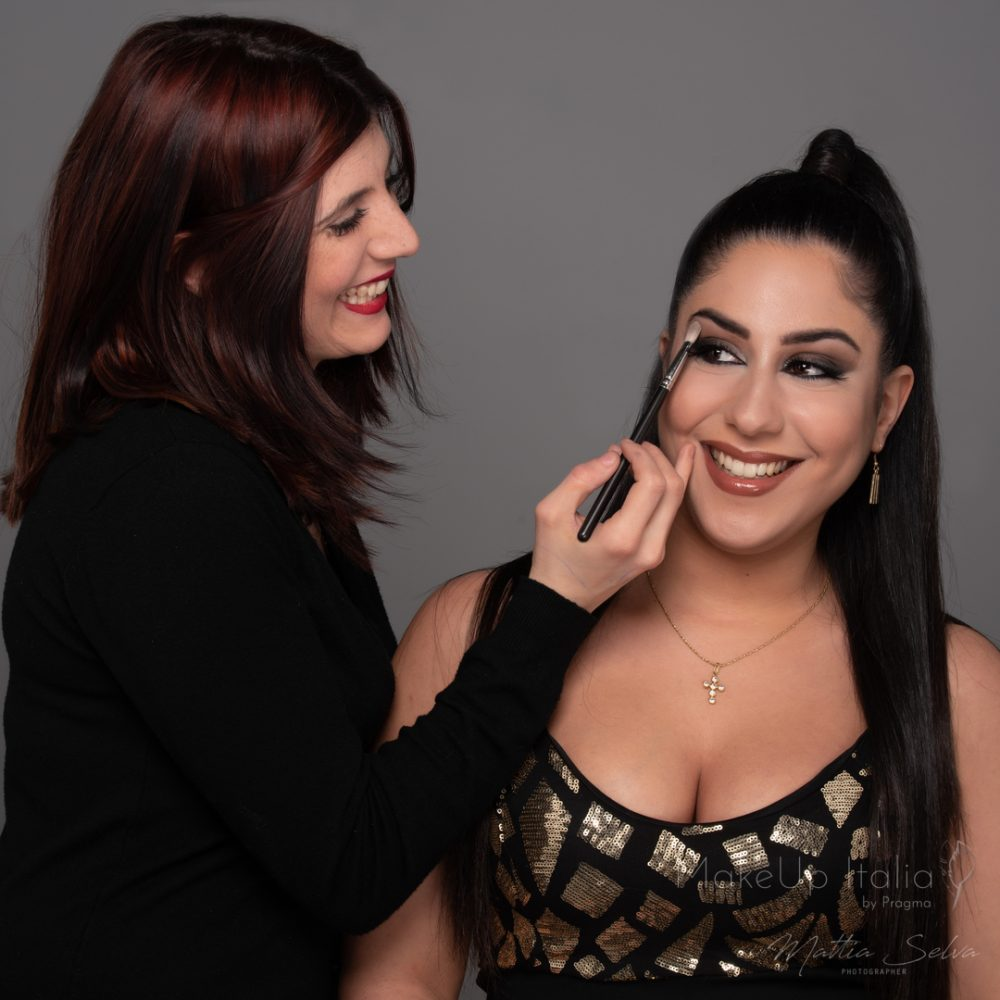 Shooting Make Up Pragma- makeup italia ispired by Kim Kardashian