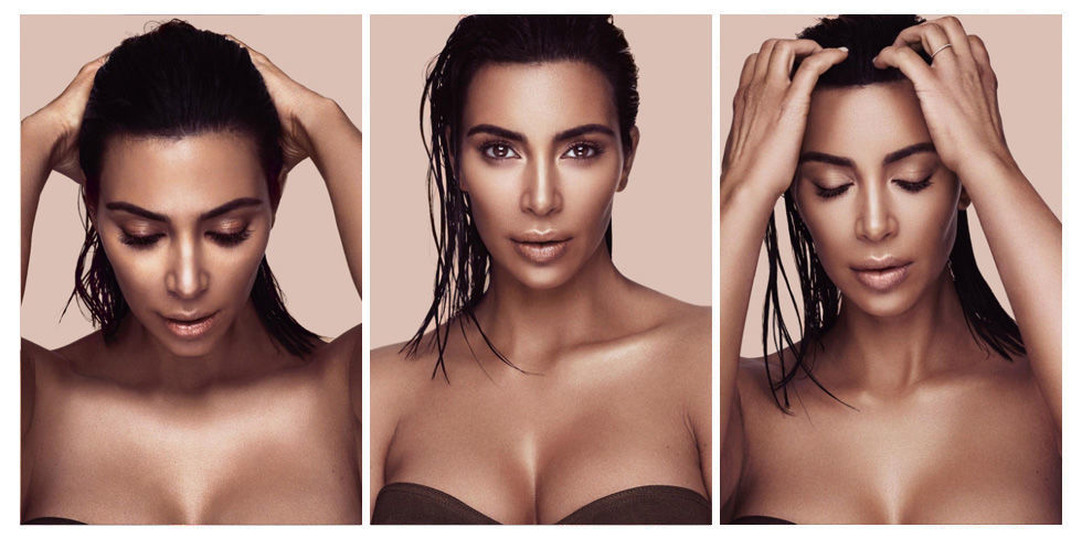 Kim Kardashian- The Body Collection