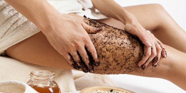 Scrub gambe- make up italia