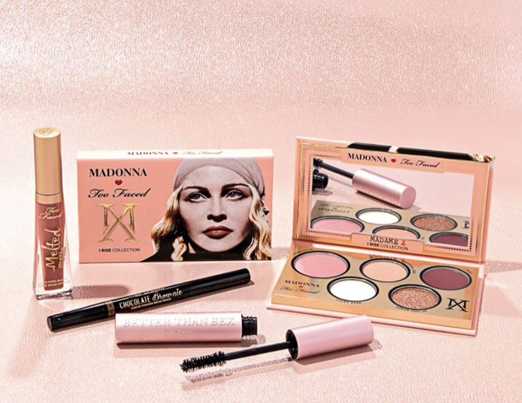 """I rice""- Too Faced per Madonna-makeupitalia"