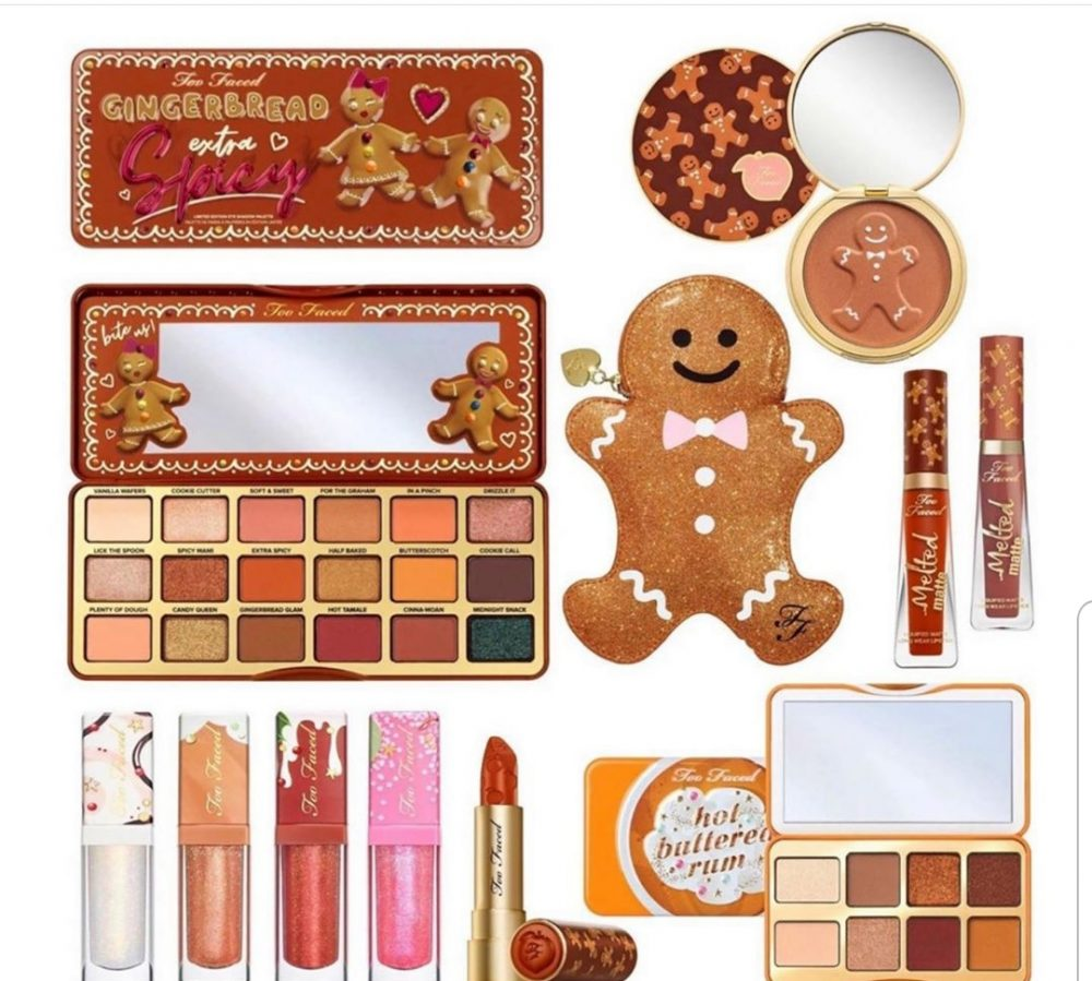 Holiday di Too Faced -makeupialia
