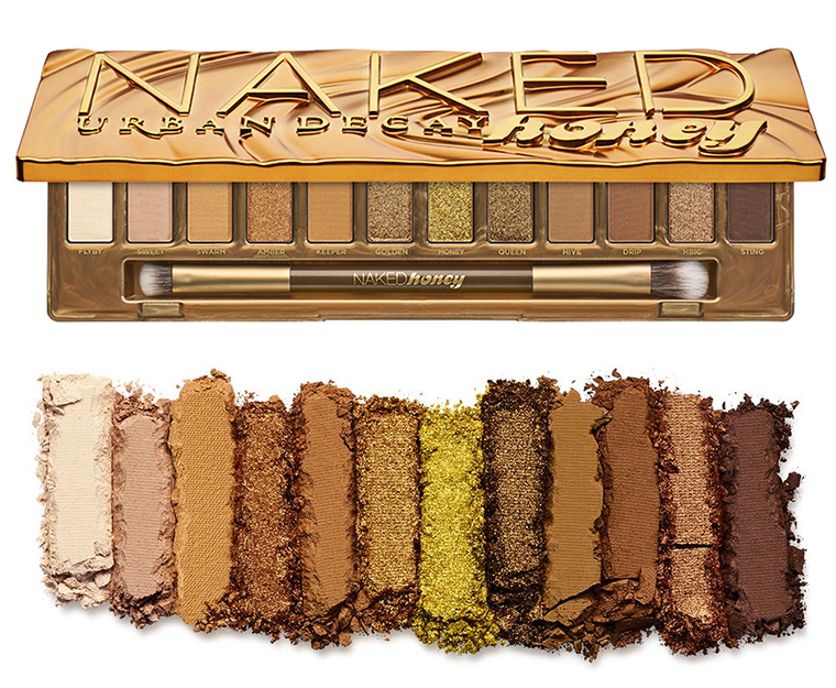Naked -Urban Decay- Honey
