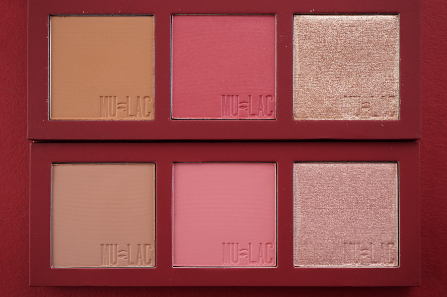 palette viso sassy collection
