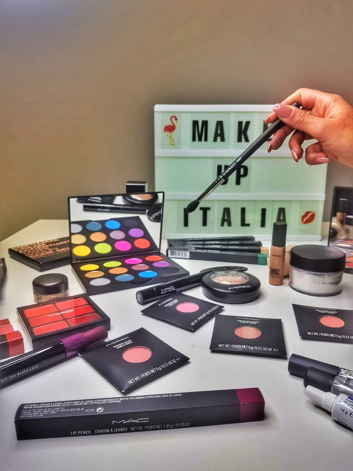 Kit Mac Cosmetics- MakeUp Italia